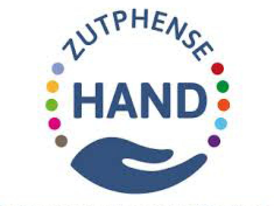 Zutphense hand logo
